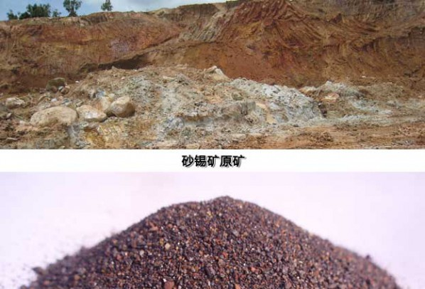 锡矿开采设备