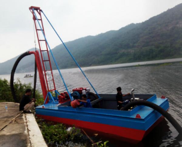 抽沙船,小型河道吸沙船,采沙机