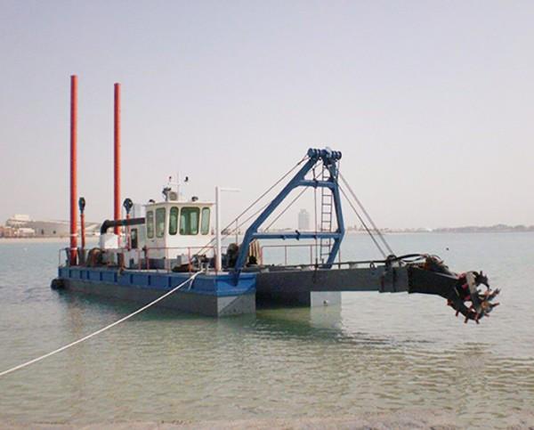 清淤船,河道清淤疏浚船
