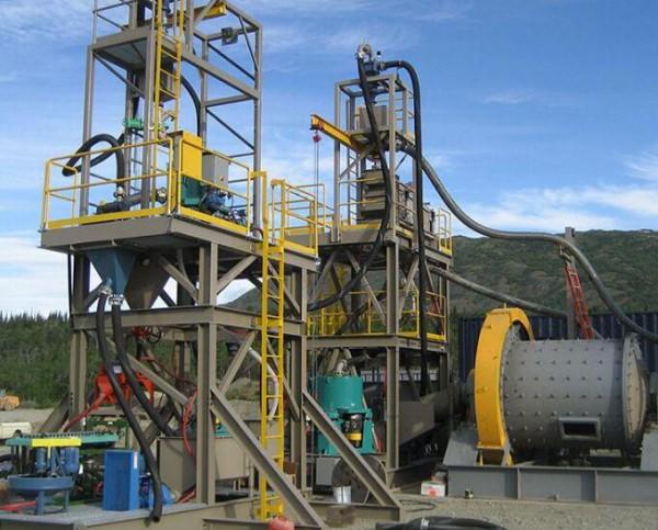岩金矿选矿选金设备